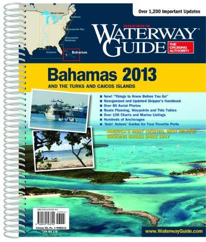 Dozier's Waterway Guide Bahamas 2013