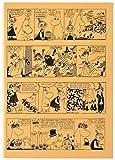 デルフィーノ 2016年ガントチャート手帳 MOOMIN コミック  【2015年9月始まり】 イエロー B6サイズ MOO-35298