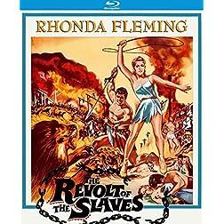 The Revolt of the Slaves aka La rivolta degli schiavi [Blu-ray]