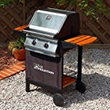 Fire Mountain Matterhorn 2 Burner Gas Barbecue