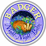 Badger Balm Night Night Balm - 2 oz
