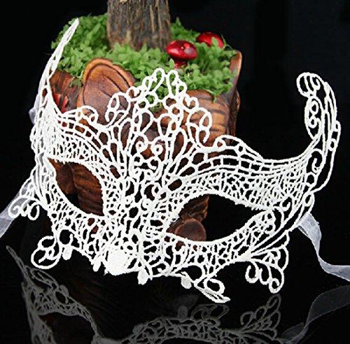 [Smilingtree N Eye Mask Lace Venetian Masquerade Ball Halloween Party Fancy Dress Costume] (N Fancy Dress Costumes)