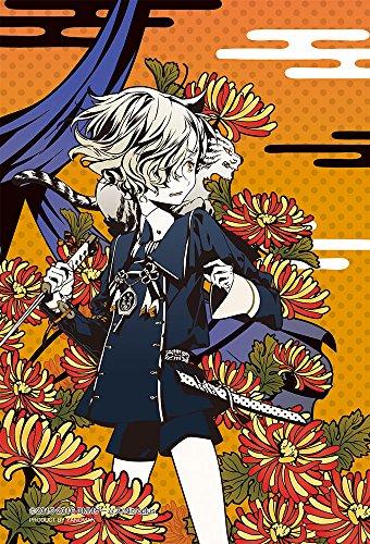 70ピース ジグソーパズル プリズムアートプチ 刀剣乱舞 -ONLINE- 五虎退(菊に青短)(10x14.7cm)