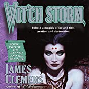 Wit'ch Storm: The Banned and the Banished, Book 2 | James Clemens
