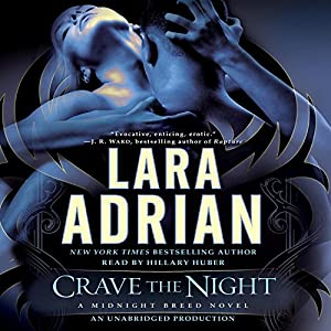 Crave the Night Audiobook