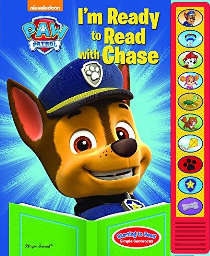Paw Patrol I'M Ready To Read