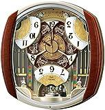 SEIKO ウエーブシンフォニー 電波クロック「ツイン・パ」 からくり時計 RE564B