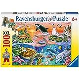Ravensburger - Rompecabezas de 100 piezas