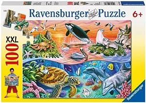 Beautiful Ocean Puzzle, 100-Piece