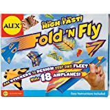 Fold N Fly Paper Airplane Kit by Alex Toys