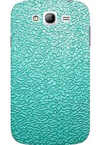 AMEZ designer printed 3d premium high quality back case cover for Samsung Galaxy Grand Neo GT (Light blue pattern)