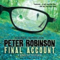 Final Account: An Inspector Banks Novel #7
