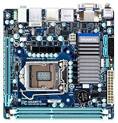 Gigabyte GA-H61N-USB3 Intel H61 Express Chipset Mini ITX DDR3 800 Intel - LGA 1155 Motherboard