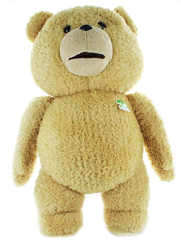 TED 2 Teddy Bear 24 No Sound (Color: Multi-colored)