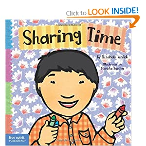 Sharing Time (Toddler Tools) [Board book]