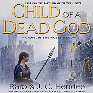 Child of a Dead God Audiobook