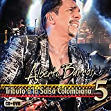 Tributo A La Salsa Colombiana Vol.5 CD+DVD