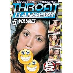 THR0AT BANG3RS  5 VOLUMES
