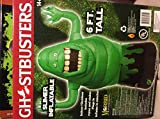 Morbid Enterprises Llc Ghostbusters Slimer Inflatable Character Multicoloured One Size