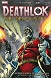 img - for Deathlok the Demolisher: The Complete Collection book / textbook / text book