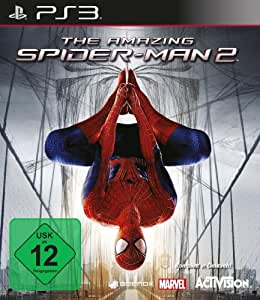 The Amazing Spiderman 2 - [PlayStation 3]