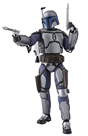 S.H.Figuarts Star Wars Jango Fetts150mm PVC&ABS made/painted/Action Figure