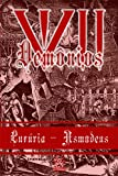 img - for VII Dem nios - Lux ria/Asmodeus (Portuguese Edition) book / textbook / text book