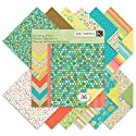 "Designer Double-Sided Paper Pad 12""X12""-Summer Travel, 36 Sheets, 12 Designs/3ea"