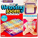 Kids Craft Made by Me Weaving Loom by Horizon Group USA