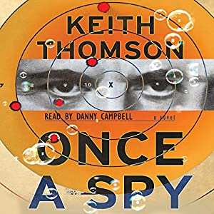 Once a Spy Audiobook