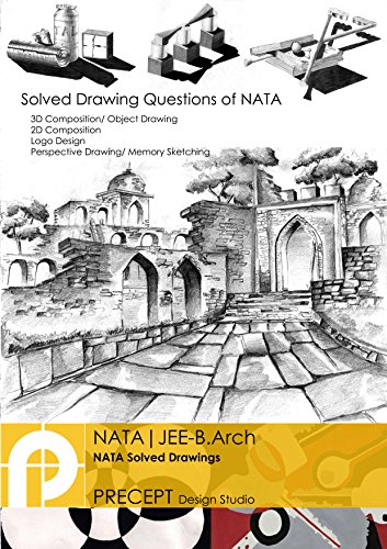 NATA Solved Drawings