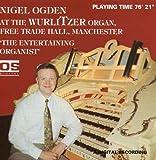 Nigel Ogden At The Wurlitzer Organ, Free Trade Hall, Manchester