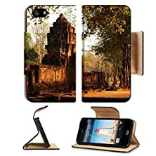 buy Apple Iphone 5 Iphone 5S Flip Case Archaeological Site Of Thailand When The Sun Goes Down Image 20990105 By Msd Customized Premium Deluxe Pu Leather Generation Accessories Hd Wifi Luxury Protector
