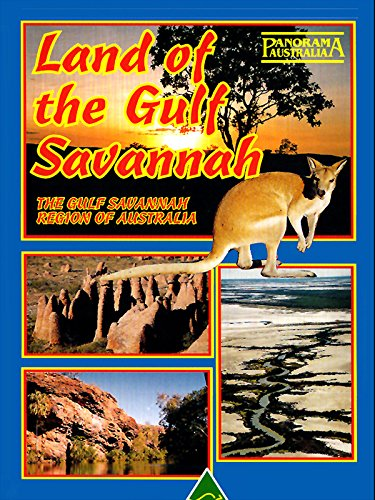 Land Of The Gulf Savannah
