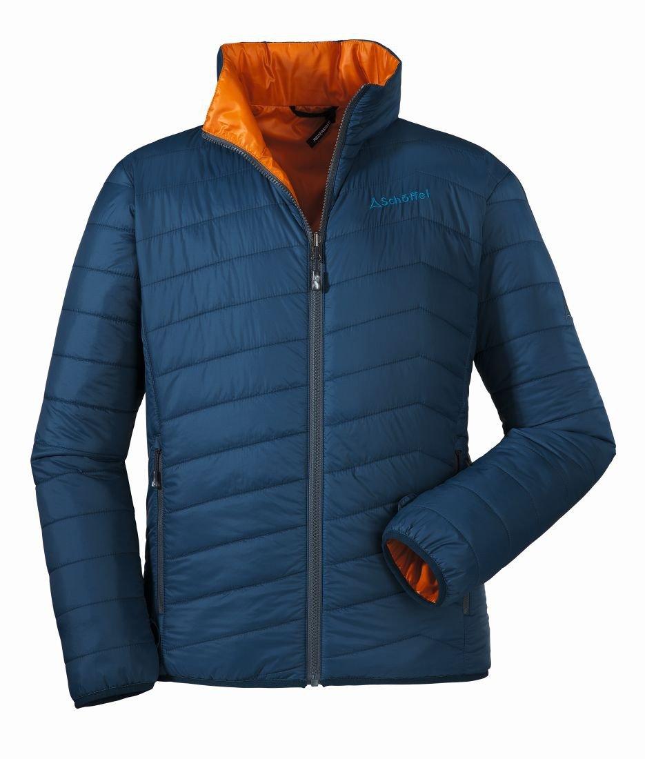 Schöffel Herren Wander Freizeit Jacke Tanner Ventloft by Primaloft® ZipIn blau jetzt kaufen