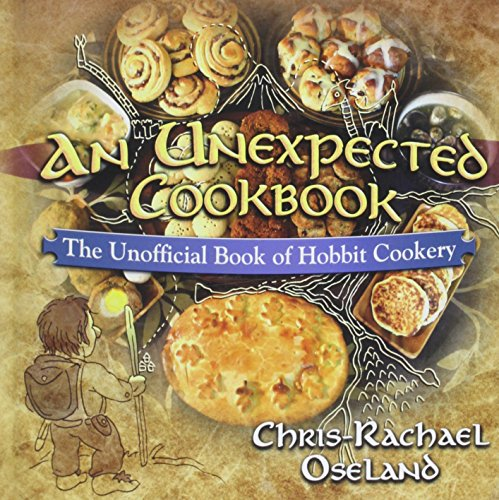 An Unexpected Cookbook: The Unofficial Book of Hobbit Cookery (The Hobbit Recipes compare prices)