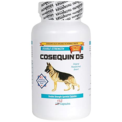 Cosequin DS Double Strength Capsules, 132 Count