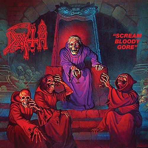 Death-Scream Bloody Gore-(66019-2)-REISSUE-CD-FLAC-1999-WRE Download