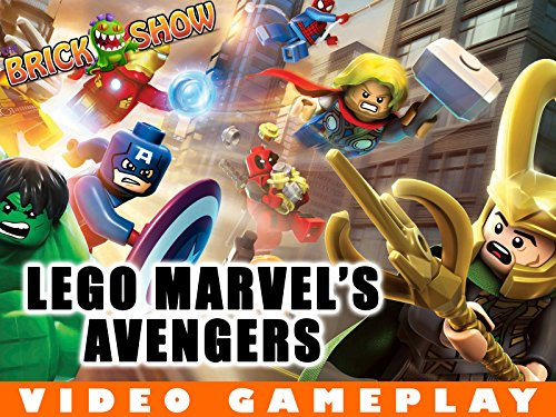 LEGO Marvel's Avengers Video Gameplay - Season 1