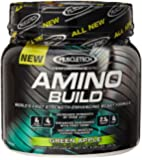 Muscletech Amino Build Diet Supplement, Green Apple (0.59 lbs)