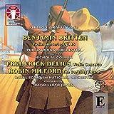 Delius & Britten: Violin Concertos