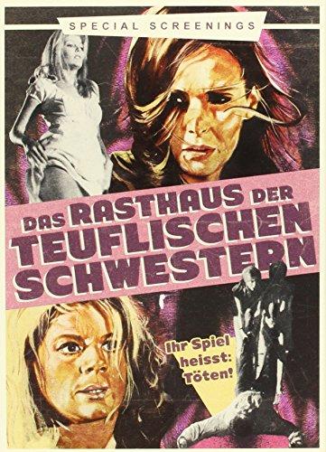 Das Rasthaus der teuflischen Schwestern [Limited Edition] [2 DVDs]