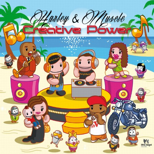 Harley And Muscle-Creative Power-LAR045-2CD-2014-BFHMP3 Download