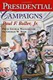 Presidential Campaigns: From George Washington to George W. Bush