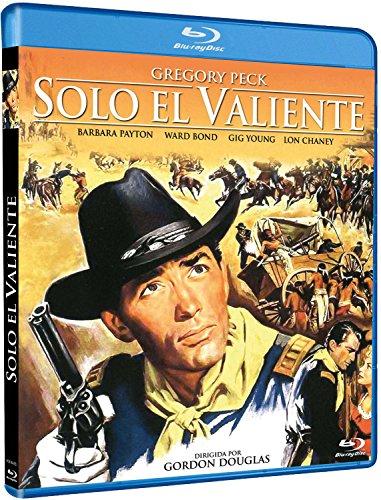 Solo El Valiente BD v.o.s. [Edizione: Spagna]