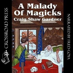 A Malady of Magicks Audiobook
