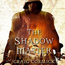 The Shadow Master (       UNABRIDGED) by Craig Cormick Narrated by Ric Jerrom