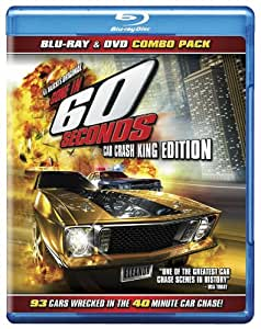 Gone in 60 Seconds--H.B. Halicki's Original (BD/Combo)