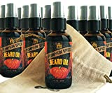 OneDTQ Pumpkin Spice Beard Oil- Pack of 12 - a perfect party favor
