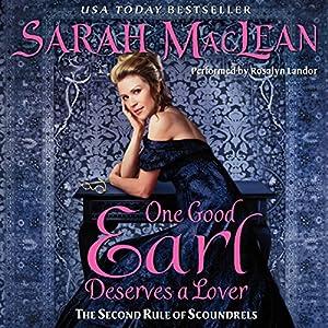 One Good Earl Deserves a Lover Audiobook